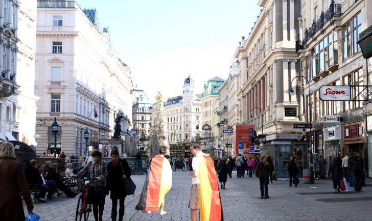 Deutsche in Wien