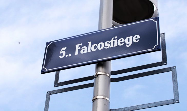 Falcostiege (c) stadtbekannt.at