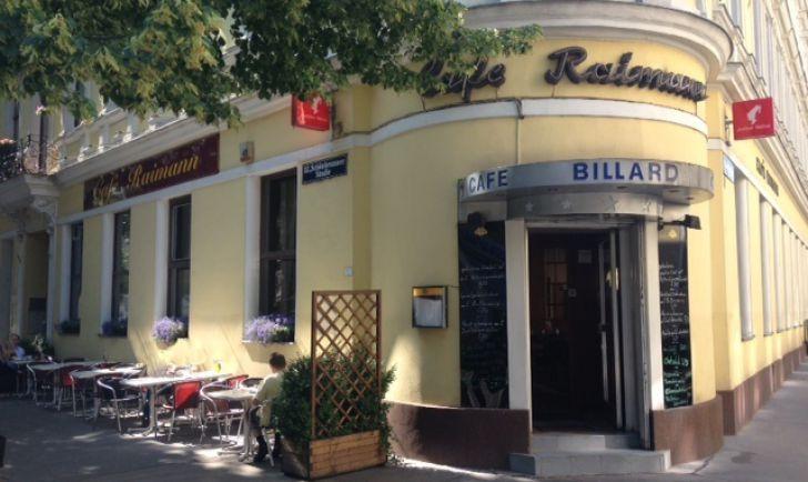 Cafe Raimann (c) STADTBEKANNT Kovacec
