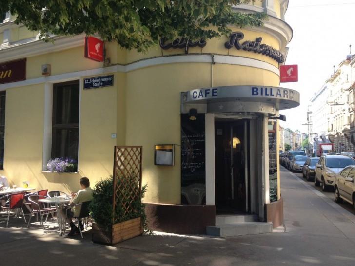 Cafe Raimann Außen (c) STADTBEKANNT