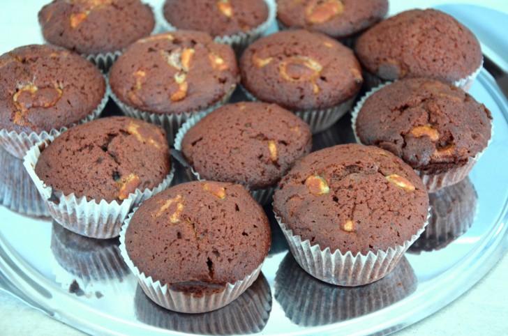 Kaffeefabrik Muffins (c) stadtbekannt.at
