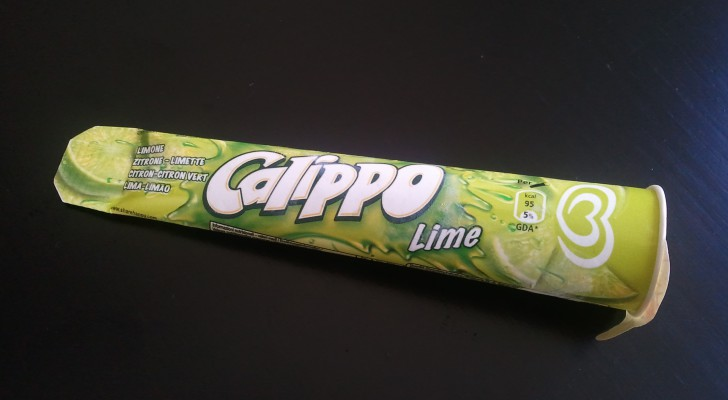 Calippo Lime