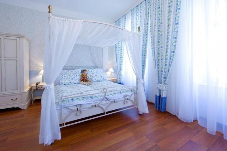 Hotel Kugel blaues Zimmer (c) Hotel Kugel