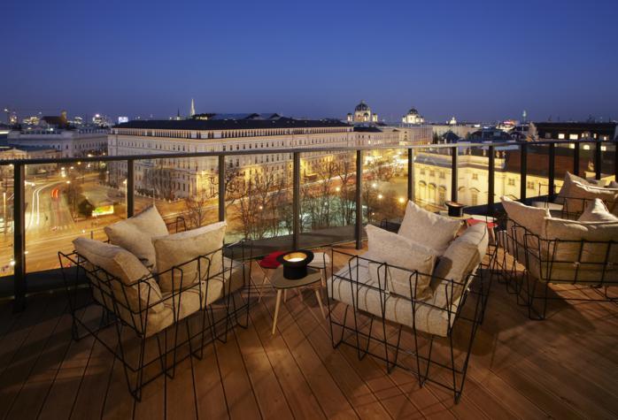 25 Hours Hotel - Dachboden