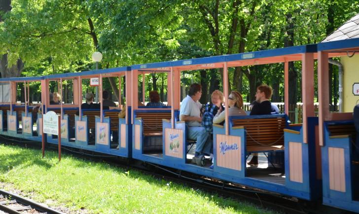 Wiener Prater Liliputbahn (c) Mautner stadtbekannt.at