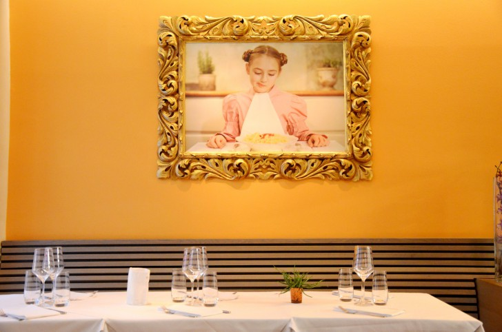 Serviette Restaurant Bar (c) Mautner stadtbekannt.at