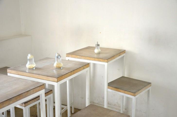 Kaffeefabrik Tische (c) stadtbekannt.at