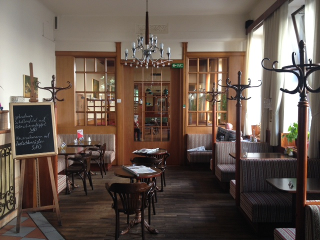 Cafe Raimann Innen (c) Kovacec