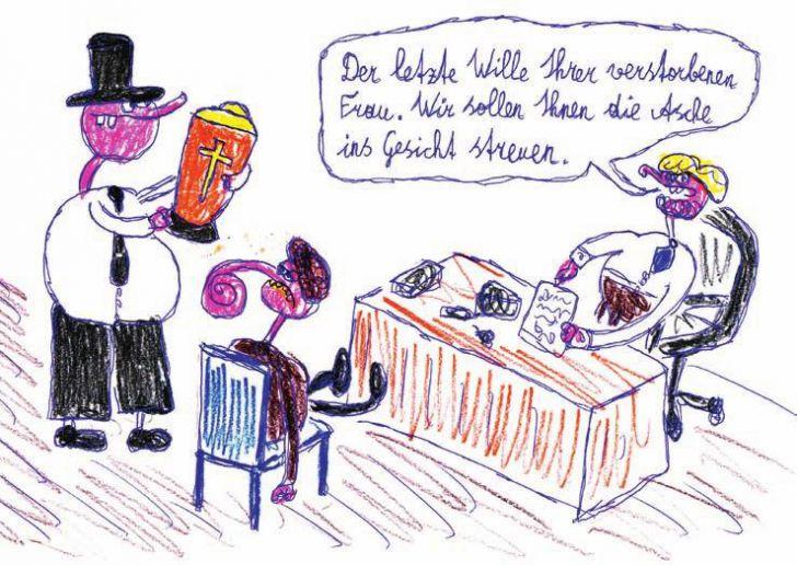 Zwischenmenschliches aSCHE (c) Jürgen Marschal