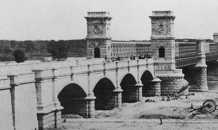 Kronprinz Rudolph Brücke (Reichsbrücke)