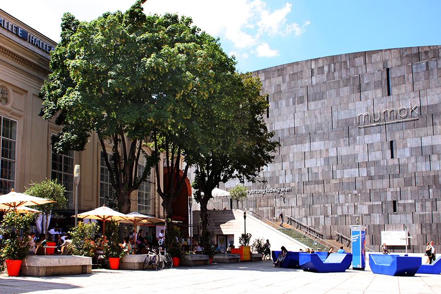 Museumsquartier mumok (c) stadtbekannt.at