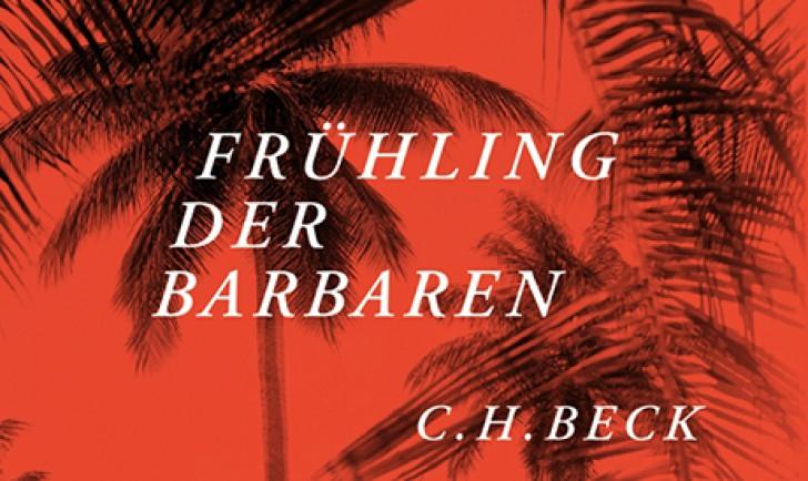 Cover Frühling der Barbaren