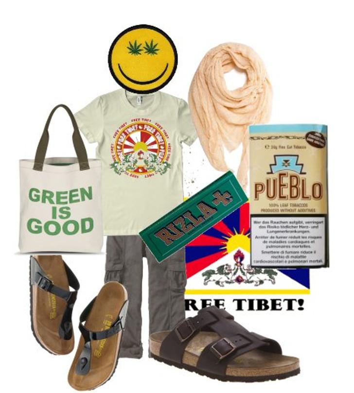 Pueblo: Die Ökos