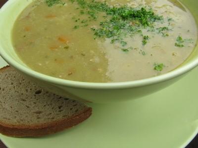 Brot Suppe (c) O. Meier Sander