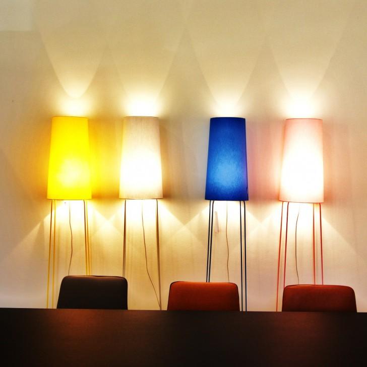 Das Möbel Lampen (c) stadtbekannt.at