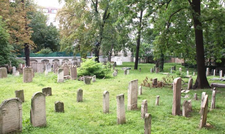 Wiens ältester jüdischer Friedhof