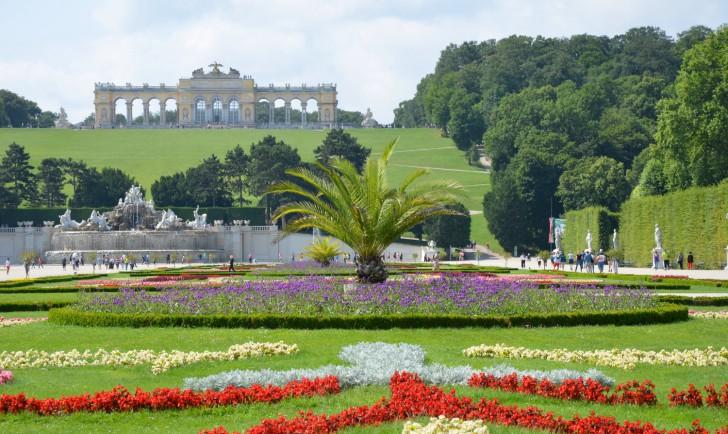 Schönbrunn Gloriette (c) sadtbekannt.at