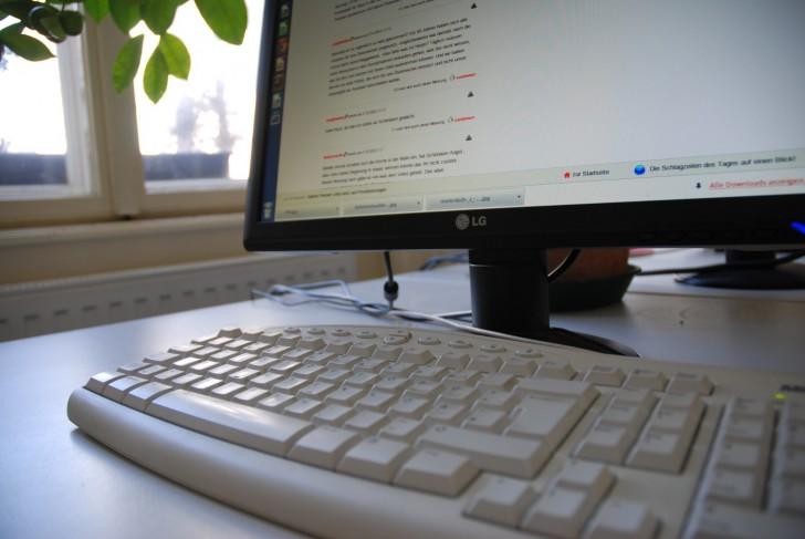 Computer (c) Mehofer stadtbekannt.at