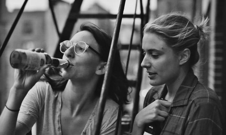 Mickey Sumner und Greta Gerwig (c) Filmladen Filmverleih