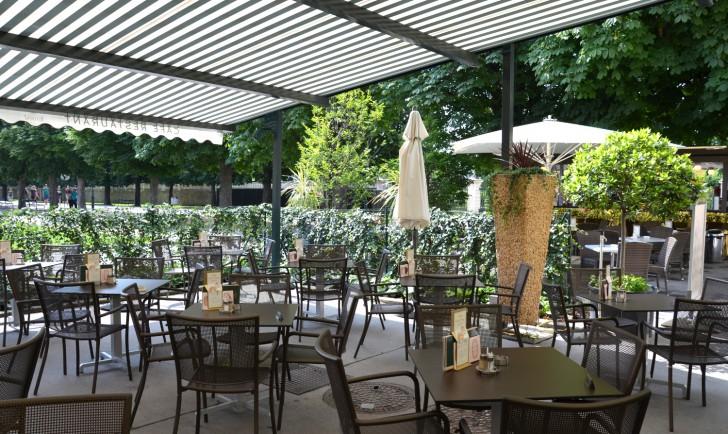 Cafe Restaurant Residenz (c) Mautner stadtbekannt.at