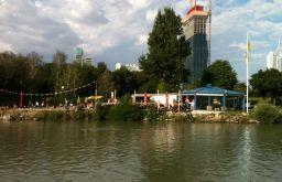 Porto Pollo Donauinsel