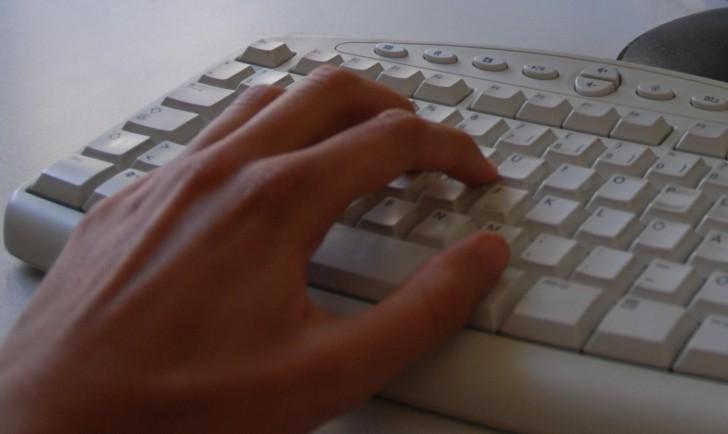 Tastatur (c) Mehofer stadtbekannt.at
