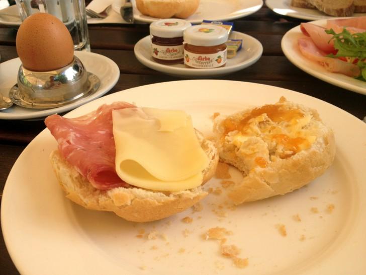 Gasthaus Wild Frühstückssemmel (c)  STADTBEKANNT