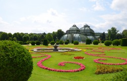 Schlossgarten Schönbrunn (c) stadtbekannt.at