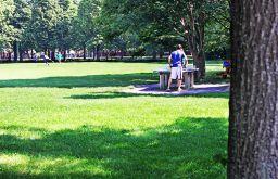 Tischtennis Esterhazypark (c) stadtbekannt.at