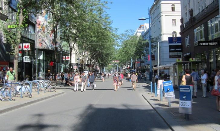 Fußgängerzone (c) Mehofer stadtbekannt.at