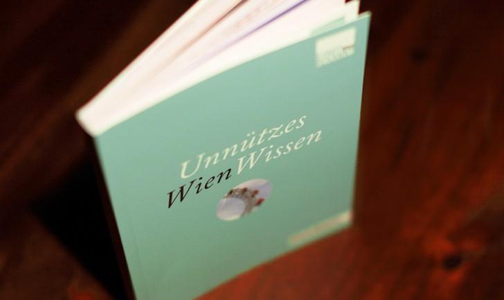Unnützes WienWissen Buch (c) stadtbekannt.at