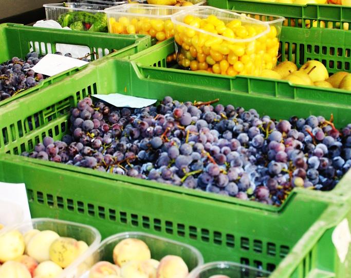 Food Coops Trauben (c) Neumann stadtbekannt.at
