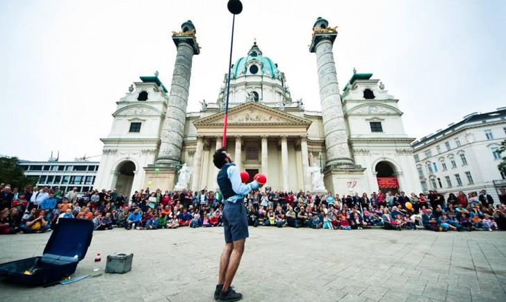 Foto: Buskers Festival Wien (c) Fabfotos