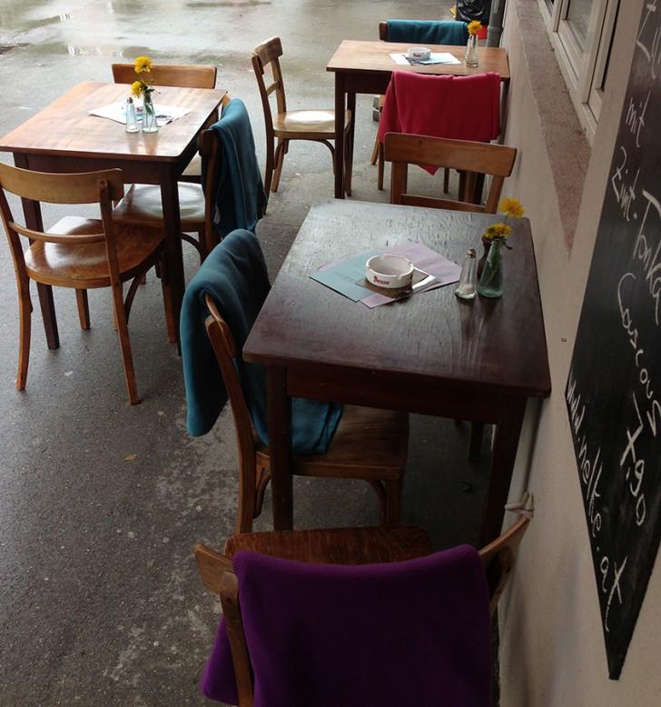 Gastgarten Cafe Nelke (c) Voggenberger stadtbekannt.at