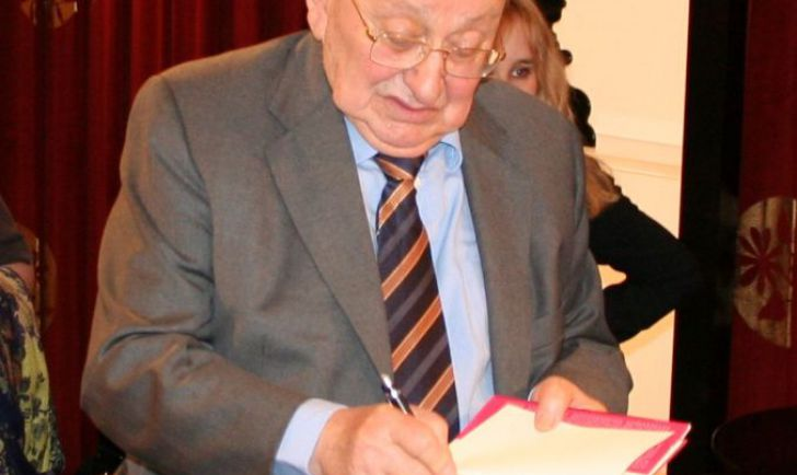Marcel Reich Ranicki (c) Smalltown Boy
