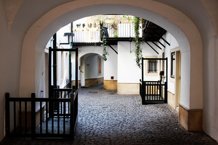 Blutgasse Innenhof (c) stadtbekannt.at