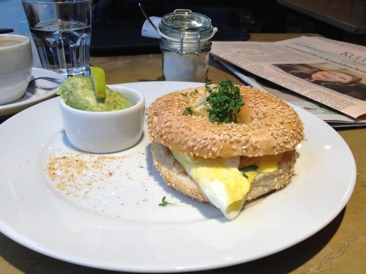 Coffee & Bread Bagel (c) STADTBEKANNT