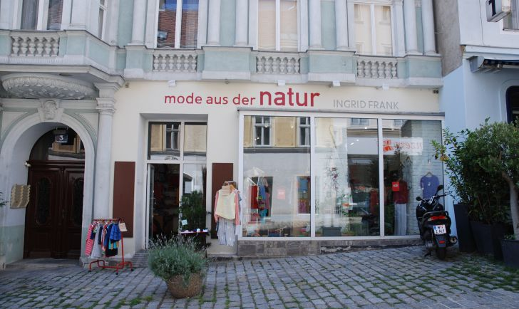 Mode aus der Natur (c) STADTBEKANNT Ingrid Frank