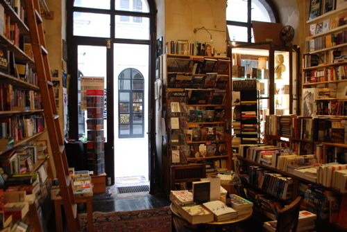 Shakespeare & Company Buchladen Foto: STADTBEKANNT