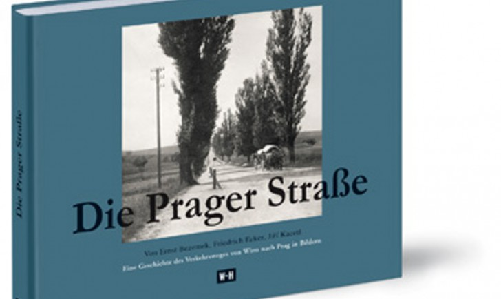 Die Prager Straße (c) Edition Winkler-Hermaden