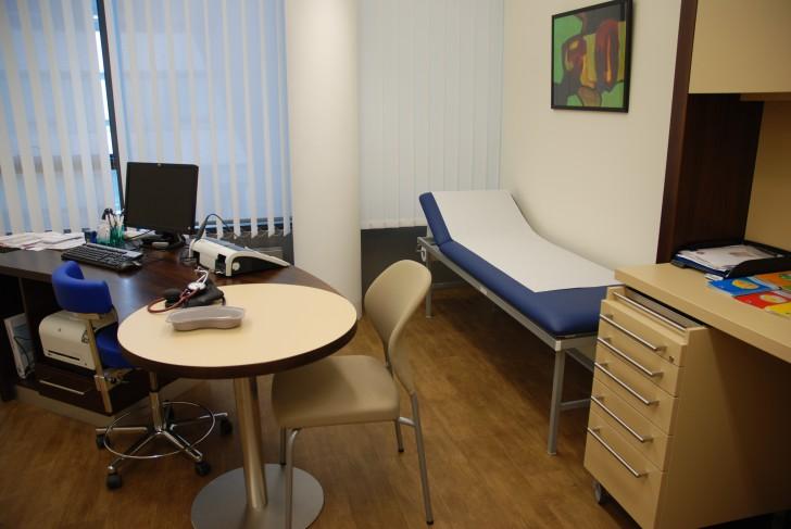 Untersuchungsraum Mediclass (c) stadtbekannt.at