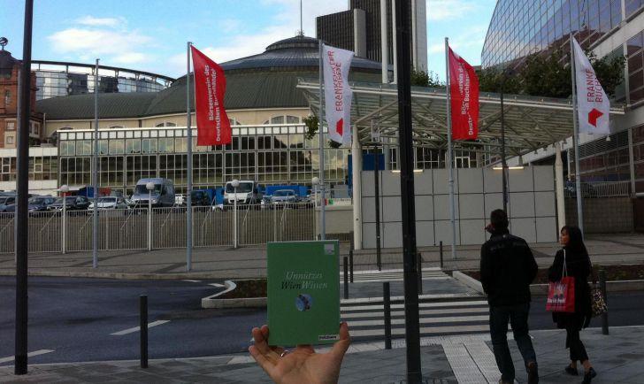 UWW Frankfurter Buchmesse (c) stadtbekannt.at
