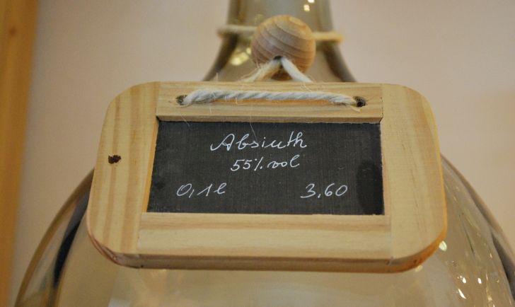 Absinth (c) STADTBEKANNT Mautner