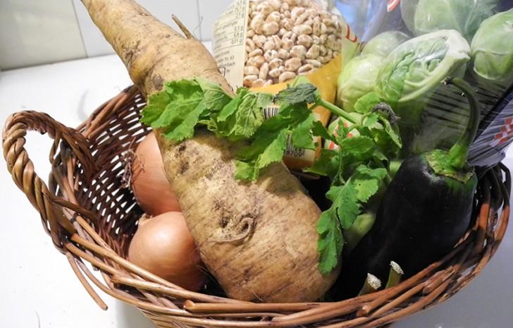 Foodsharing Korb (c) Neumann stadtbekannt.at