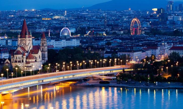 Wien und seine Lichter