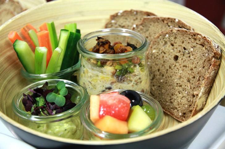 lutz - die bar Vital Frühstück