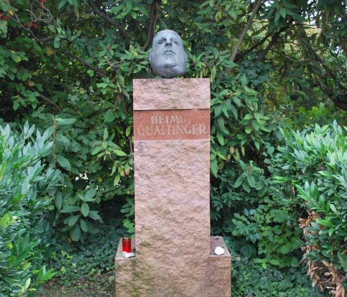 Helmut Qualtinger Ehrengrab (c) STADTBEKANNT