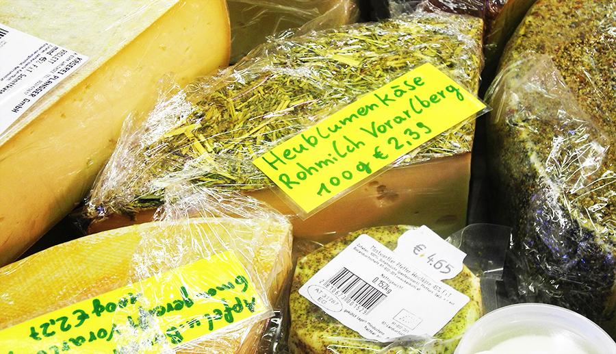 Kichererbse Käse (c) STADTBEKANNT Neumann