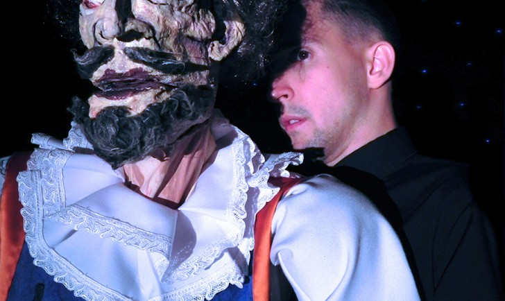 Don Quijote im Schuberttheater