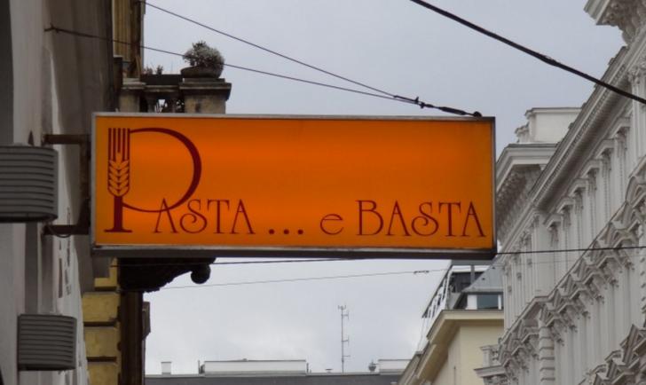 Pasta... e Basta (c) STADTBEKANNT